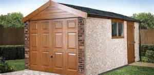 concrete garages are better than timber sheds