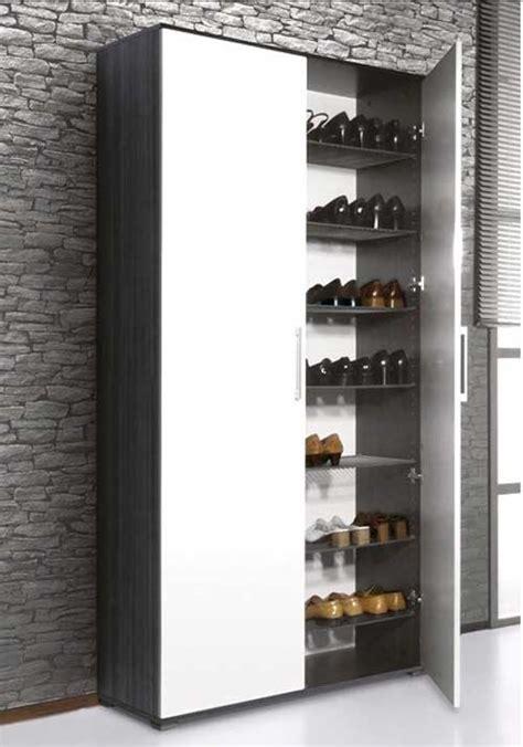 schuhschrank design shop schuhschrank viele schuhe mit einer kombination wei 223 en