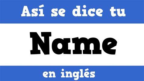 como se dice themes en espanol c 243 mo se dice gloria cristi 225 n jaime david y francisco en