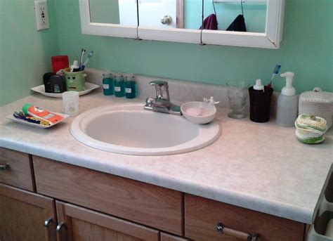 Bathroom Counter Ideas Toothbrush The Clutter Removing Erythrocyte
