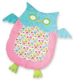 Setelan Baby Pay Owl owl baby mat play mat floor cushion diy tutorial pdf a4 size sewing pattern instant