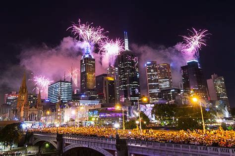 new year celebrations melbourne 2018 10 things to do in melbourne this december