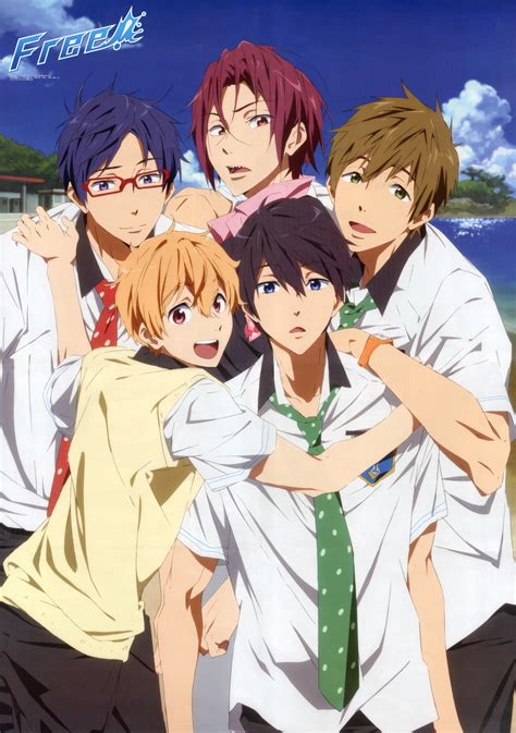 Anime Free by Free Swimming Kyoto Animation Official