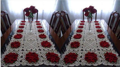 manteles tejido a crochet con tela manteles tejidos a crochet diferentes modelos de manteles