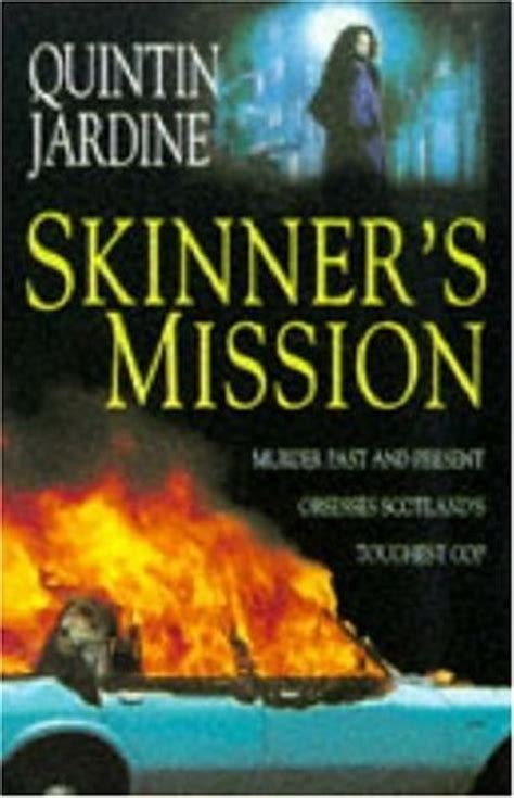 skinner s mission by quintin jardine reviews discussion