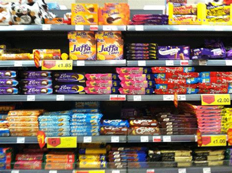 On The Shelf Treats by As Seen In Ireland Pt 8 Junk Food Your Daily