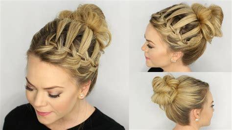 tutorial rambut kondangan bosan dengan gaya rambutmu yang biasa 8 ide kepang rambut