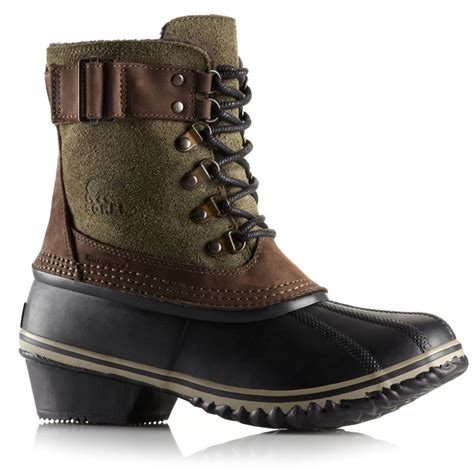 sorel winter fancy lace ii boots s evo