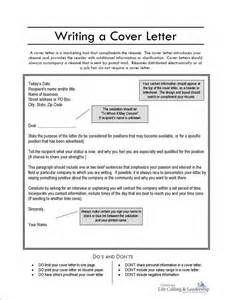 cover letter and resume heading