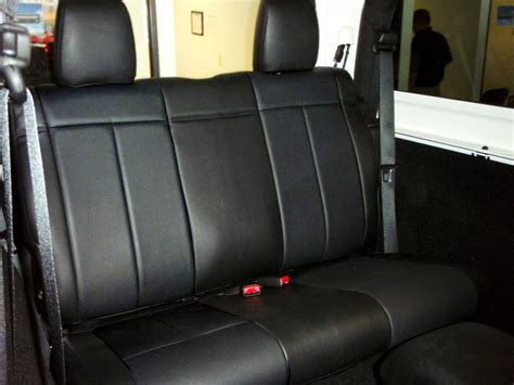 Seat Covers Jeep Wrangler Jeep Wrangler With 3 Rows Of Seats Autos Post
