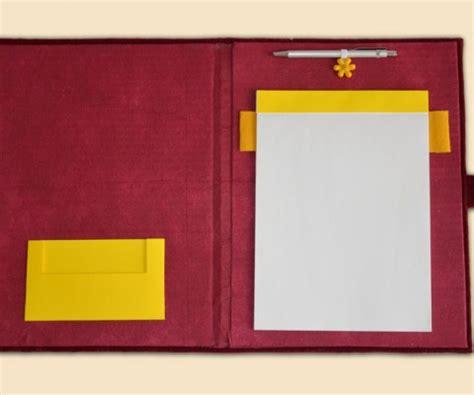 porta ricettario medico cartellina con gufo in feltro per ricettario medico