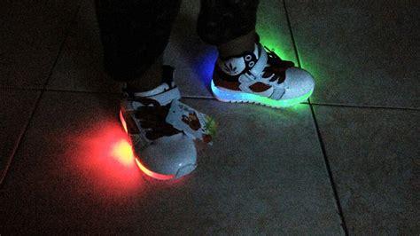 Sepatu Nike Yang Bisa Nyala Jual Sepatu Anak Adidas Boots Led Bisa Nyala Zf Store