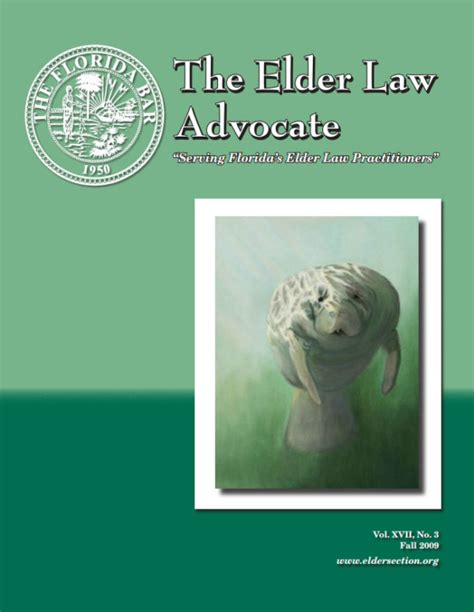 florida bar elder law section fall 2009 600x775 acf cropped elder law section of the