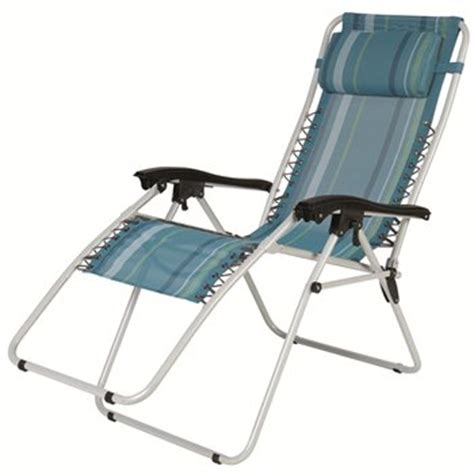 Multi Position Chair by Gelert Mapleton 6 Deluxe Multi Position Chair