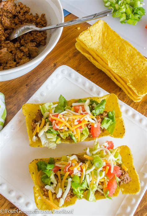 ortega taco shell boats how to make tacos flat bottom shells four generations
