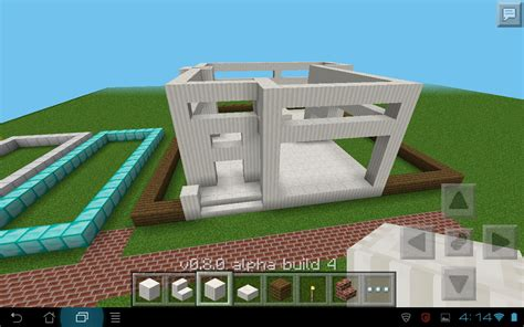 how to build a two story house minecraft pe building ideas how to build a modern two