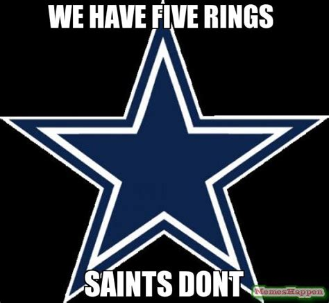 Saints Cowboys Meme - dallas saints meme saints best of the best memes