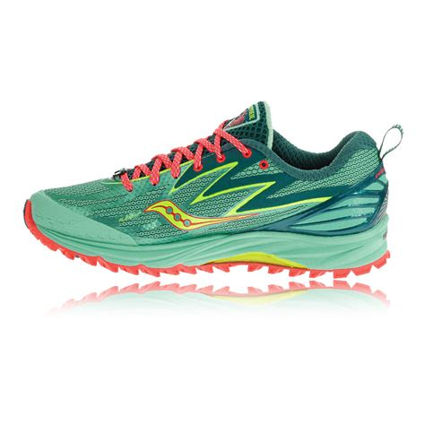 saucony trail running shoes saucony peregrine 5 s trail running shoes aw15