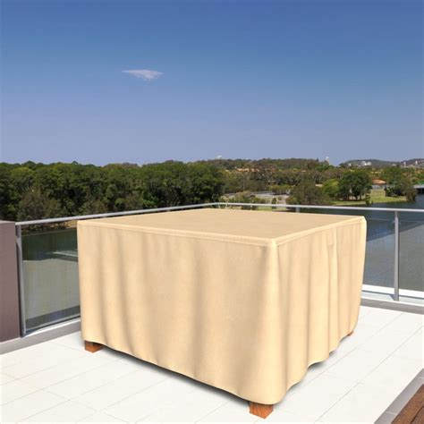square patio table cover budge all seasons square patio table cover