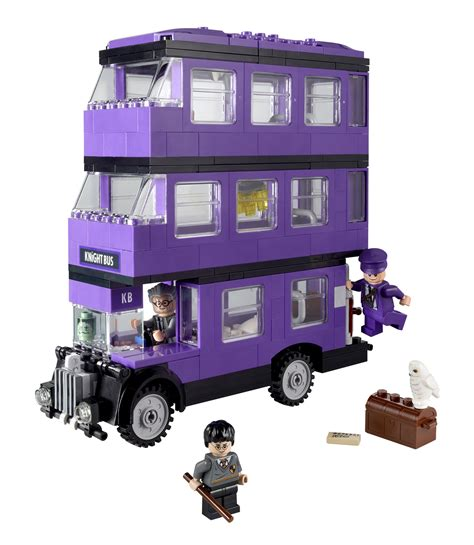 Lego 4866 The lego harry potter 4866 pas cher le magicobus