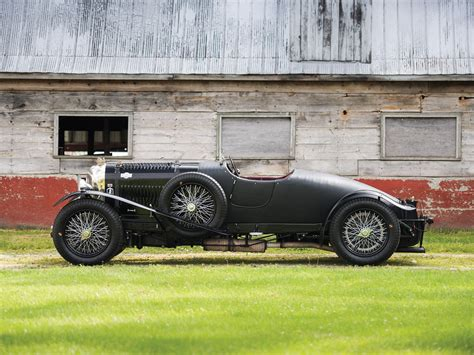 rm sotheby s 1931 bentley 4 189 litre supercharged two
