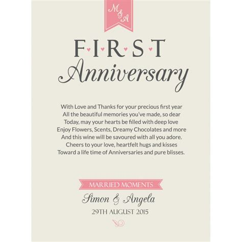 Wedding Anniversary Gift Uk by Wedding Anniversary Gifts Year Uk Imbusy For