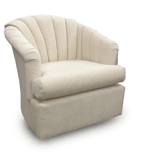 swivel glider chair best home furnishings chairs swivel barrel elaine swivel