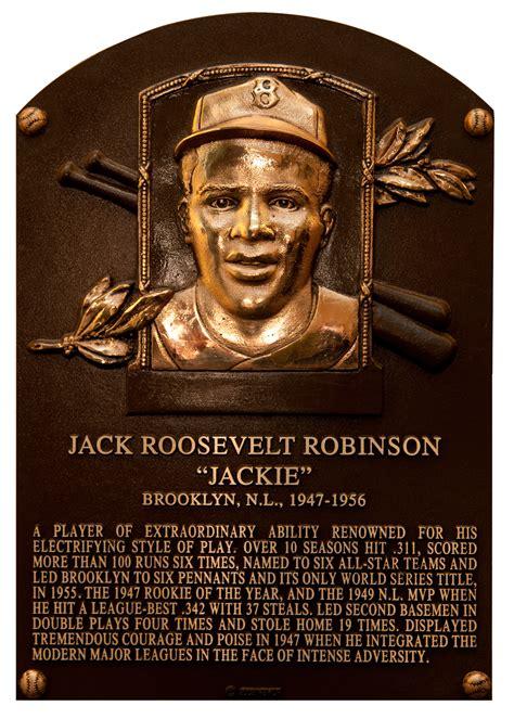 robinson jackie baseball of fame