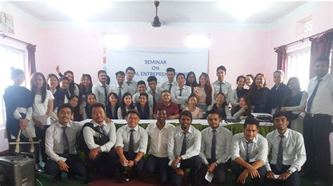 King College Mba by Students Of Dharan Learn Business Model Canvas King S