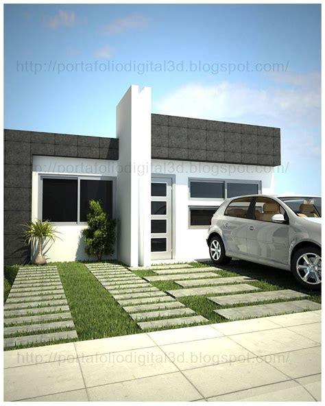 casa minimalista imagenes fachada de casas minimalistas de una planta y modernas