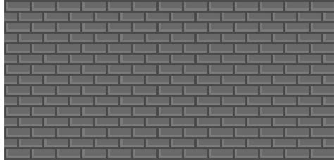 Concrete Wall by Grey Brick Dungeon Wall Pixel Art Maker