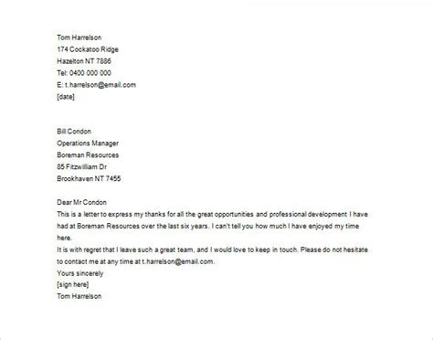 appreciation letter to employee after resignation best 25 appreciation letter to ideas on