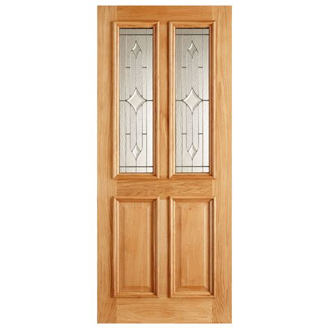 78x30 Exterior Door Oak Doors Oak Exterior Door
