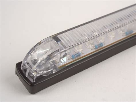 Led Bar Light 6 Quot Length Heavy Duty Waterproof 12vdc 12 Volt Led Light Bar Waterproof