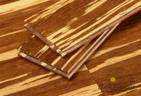 """Fossilized"" Bamboo Flooring Is Hardest Wood Flooring Ever"