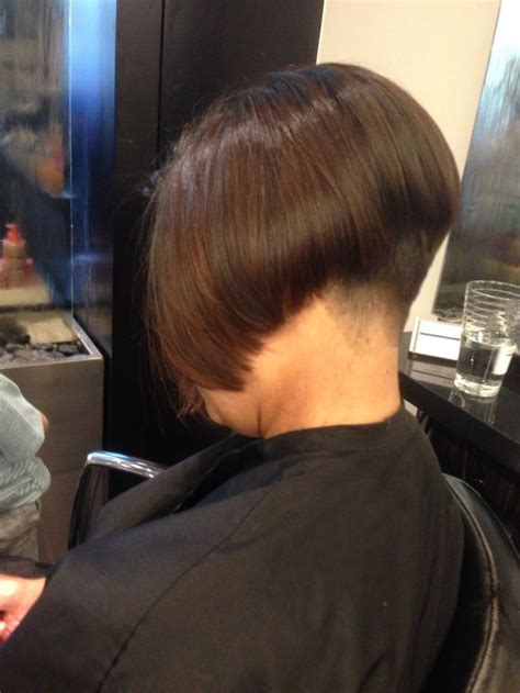 1000 images about the bob on pinterest tapered bob how to taper a woman nape 1000 images about textured