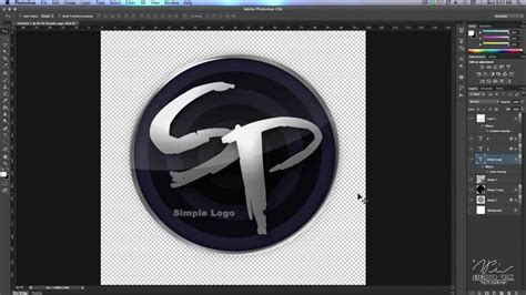 design logo text photoshop logo free design make a cool logo in photoshop marvelous