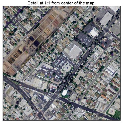 Bell Garden Ca by Aerial Photography Map Of Bell Gardens Ca California