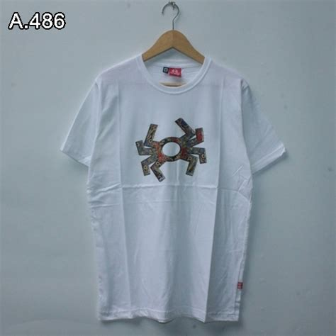 Tshirt Kaos Oblong Three Second kaos supreme a 8699 eblanza supplier dropship b2b