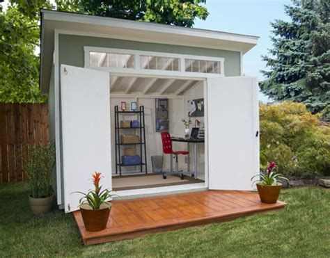 backyard office plans build base for rubbermaid shed home office sheds plans