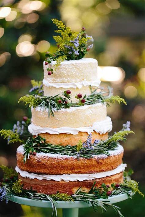Hochzeitstorte Rustikal by Wedding Cake Inspiration For Your Wedding Mywedding