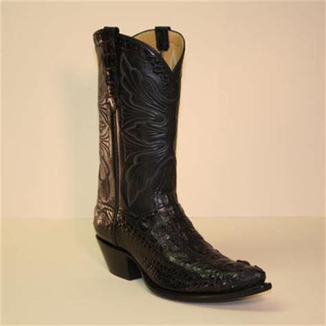 lugus mercury handmade boots custom cowboy boots black