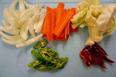 Cooking 1 By Cho Jae Ho culturem magazine cooking process of nakji bokkeum 2
