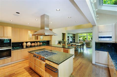 Island Kitchen Designs Layouts One Wall Kitchen Layout With Island House Experience
