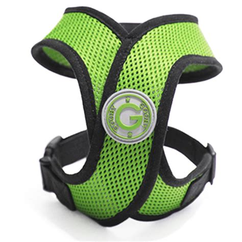 dog comfort harness comfort x dog harness by gooby green at baxterboo