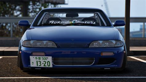 nissan zenki nissan s14 zenki improved handling gta5 mods com