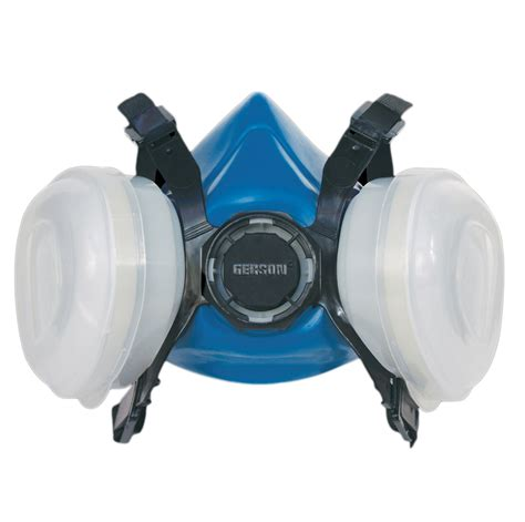 Masker Respirator 8000e series disposable half mask cartridge respirator gerson