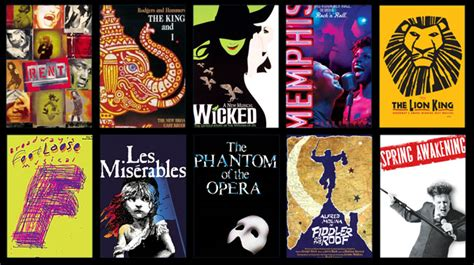 best broadway shows give my regards to broadway who make lists