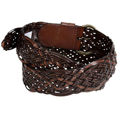 reward braided leather belt for 7465r save 58