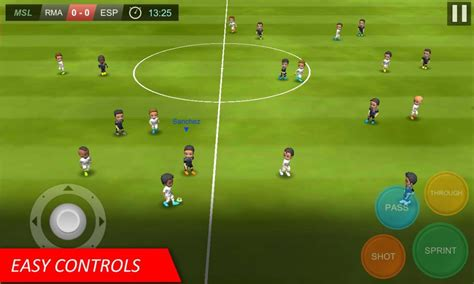 mobile gratis mobile soccer league apk for android aptoide